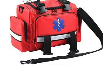 Wholesale professional manufacture convenient carry high-capacity ambulance bag /first aid kit emergency 911 rescue