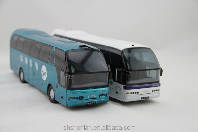 diecast passenger car model, high quality mini bus model