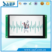 Industrial serial interface TFT LCD 4.3 inch tft lcd screen 480 x 272 with RS232 / TTLUART Interface