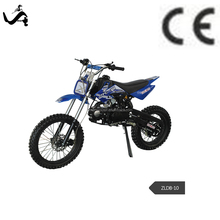 Cheap used motorcycle 125CC dirt bike with electric Start