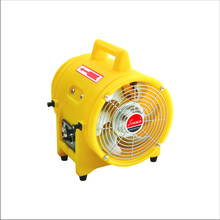 ShenLi explosion proof leaf air tractor tube motor fan