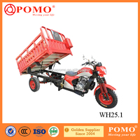2016 Popular Heavy Load Water Cooled Strong Power 250cc Cargo 3 Wheel Trike Bike