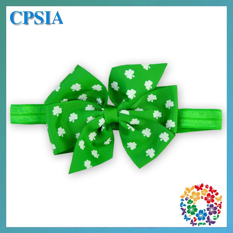 Baby Flower Elastic Headband Fashion Accessories Boutique Hair Bows
