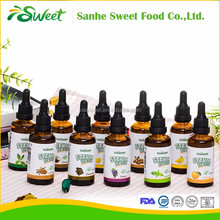 Super weight loss Green coffee bean extract liquid drops from China factory