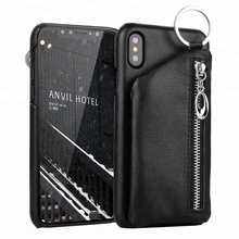 PU Leather Flip Shockproof Cover Case For iPhone 8