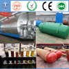 Working Stable quality Waste Rubber Pyrolysis Machine with CE,ISO certificate