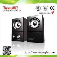 2.0 mini speaker/2.0 channel multimedia speaker