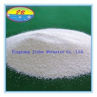 Alumina polishing White Synthetic Corundum / Synthetic White Fused Alumina Refractory Coating Mineral Products