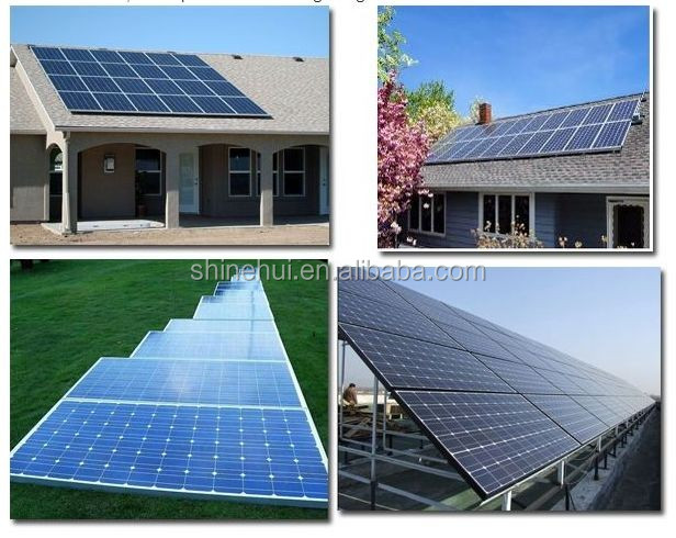household cheaper high efficiency solar panel 300w 250w 310w 320w 340w polycrystalline and monocrystalline
