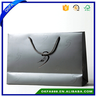 High End Wholesale Costume shopping Made Paper Bags