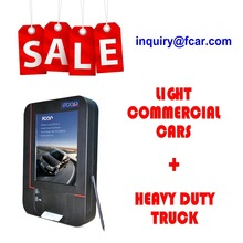 General automotive diagnsotic scanner F3 G scan tool for world cars and Heavy duty trucks and OBD2
