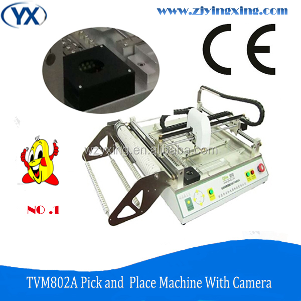 TVM802A Assembly Production Line Automatic Equipment Smt Components Led Pick and Place Machine
