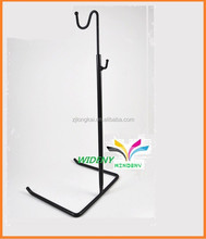 China manufacturer hot selling high quality stable unique modern attractive hanging counter display bag rack