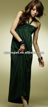 Leisure long maxi dress