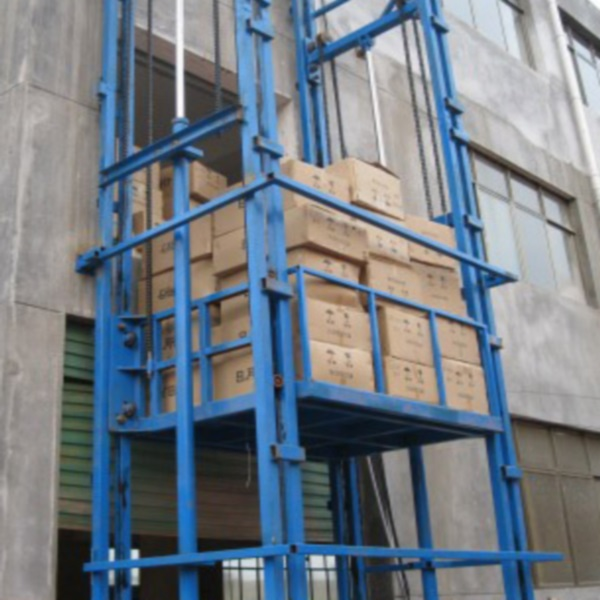 Building Material Lifts Cargo Delivery Lift