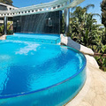PG Customized Clear Thick Acrylic Swimming Pool