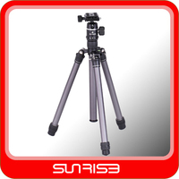 2014 Pro 2 section Aluminum Camera Tripod Dslr Tripod With Ballhead for Photography