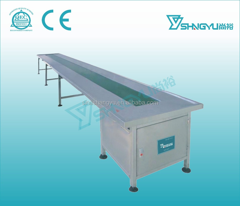 Stainless steel stepless speed adjustment suppliers of used nylon conveyor belts