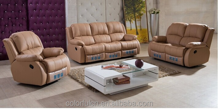 Electric Control Recliner Sofa For Sale