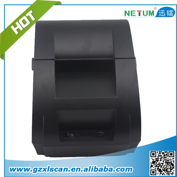USB Interface NT-5890K 58mm ticket thermal printer with Built-in Battery