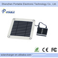 cheap price waterproof thin film solar panel accessories 5W Solar Energy System
