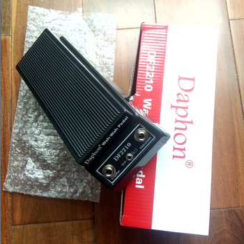 Hot Vintage Daphon Brand wah pedal for guitar
