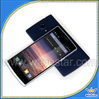 Super slim MTK6582 quad core mobile phone HongKong cell phone prices