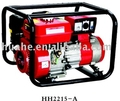 2.0kw single phase gasoline generator,generator set with 5.5hp 168 engine