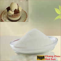 Food grade soft ice cream creamer powder mix golden