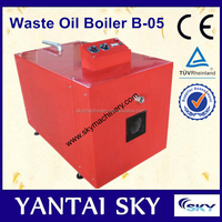 China supplier Sky waste oil boiler/domestic oil fired hot water boiler/bunker oil fired boiler