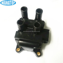 New Auto 12V Ignition Coil 1E0518100B 1E031810X BIC18101 50926869 U2001 0040100350 1E04-18-10X For Mazda 2 For d Fo cus
