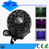 12v Led Crystal Ball Lighting for disco