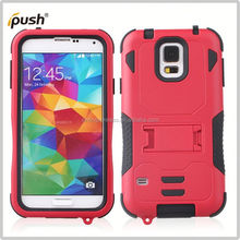 2014 New Arrival Fashion pc silicon case for samsung s5 newest phone cover for s5