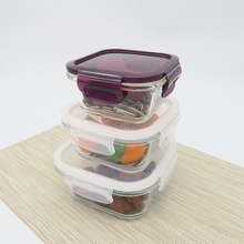 Oven Safe Food grade food container packaging microwave 3 compartment with factory direct sale price