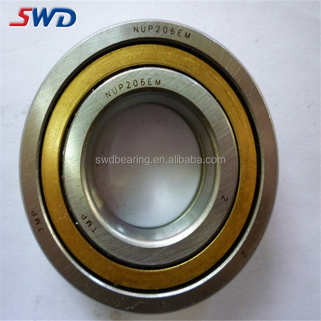 SKF cylindrical roller bearing NUP209 series