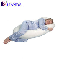 human shaped pillows, inflatable pregnancy pillow, made in china pillow