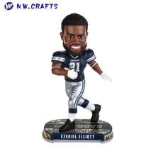 Hot Sale Dallas Cowboys Ezekiel Elliott Bobblehead