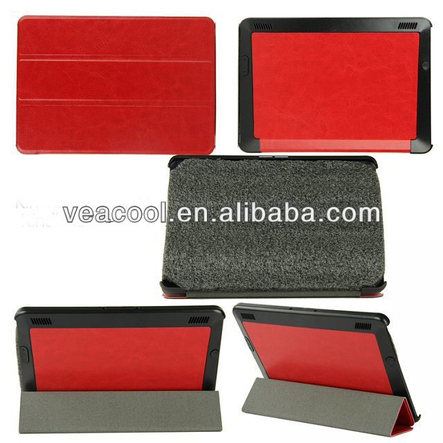 Slim Magnetic Smart Cover Leather Case For Kindle Fire HDX 7 (2013) 7inch Case
