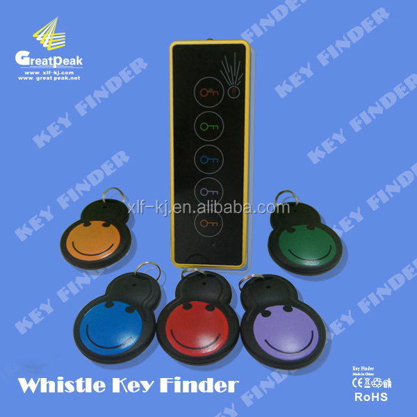 Smart Remote Key finder /electronic key finer chain / Locator Wireless Whistle Key Finder
