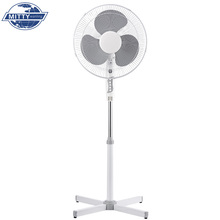 Low Price 40W PP Blade 16 Inch Stand Floor Fan Pedestal 3 In 1