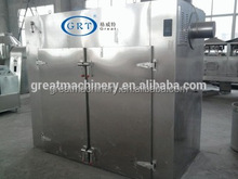 GRT Hot air circle drying oven /Vegetable and fruit drying /almond drying machine