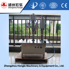 Semi Automatic Aerosol Filling Machine For Pu Foam/Air Freshener/Pesticide Etc