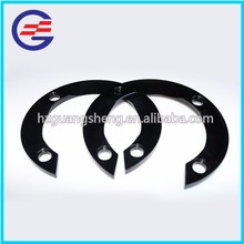 Hot Sale Car Accessories cnc metal aluminum machined bicycle frame parts