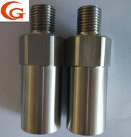 stainless steel fitting G NPT thread accept OEM