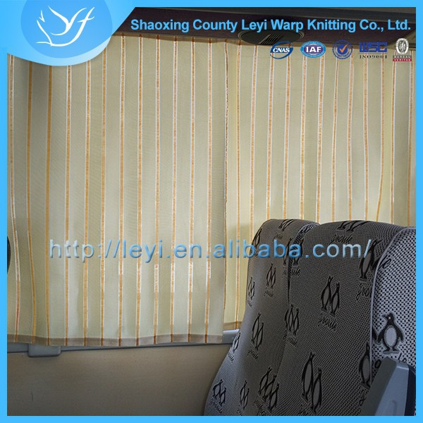 Hot-Selling High Quality Bus Car Seat China Silk Curtains With Matching Bedding Fabric