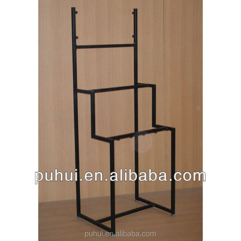 floor standing rain wiper display stand with competitive price