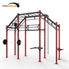 Fitness Equipment Multifunctional Pull Up Station Cross Fitness Rig