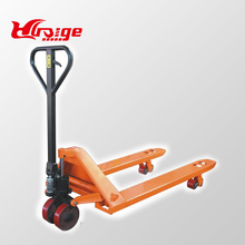 3 Ton Manual Pallet Truck Manual Hydraulic Forklift