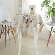 New series Hot Sale wrinkle free wrinkle free anti-slip table cloth
