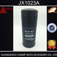 Fine performance auto parts lubrication system JX1023A oil filter manufacturers china